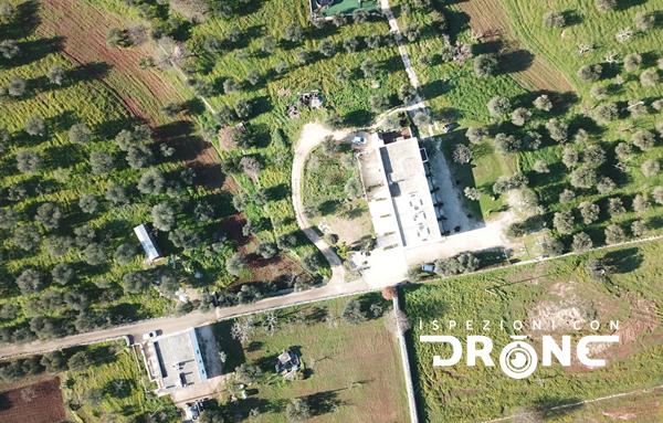 monitoraggio ambientale servizi con drone